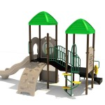 Play Structure for DV Shelter